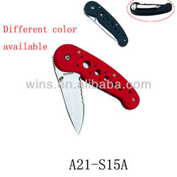 single blade folding mini pocket knife