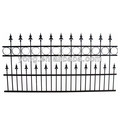 Metal Decorative Fence Panel