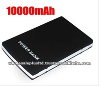 10000mAh Power Bank, External Battery for iPad & iPhone HTC,etc