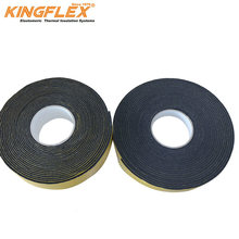 rubber foam tape /self adhesive closed cell foam insulation tape