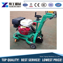 YG road pavement crack router grooving machine used on asphalt concrete road