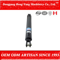 Factory direct sale electric hydraulic cylinders with ISO9001 standard hard chromed rod cylinder for elevator