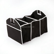 pp non woven foldable storage food cooler bag for car