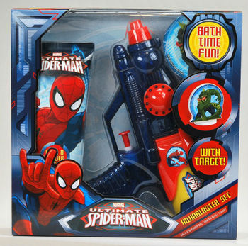 SPIDERMAN AQUA BLASTER GIFT SET