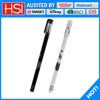 hot selling telesthesia printing gel pen for lovers
