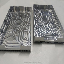 7075 Precision milling aluminum box Computer Parts CNC machining