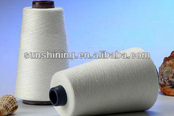 100% Hismer yarn---Chitosan fiber Antibacterial and Hemostatic yarn