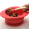TOP High Quality Funny Design Foldable Baby Silicone Bowl