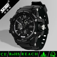 strong waterproof Japan chronograph gymnastic sport watches