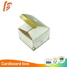 printed recycled box cheap folding packaging box