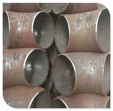 ASME B16.9 carbon steel pipe fittings elbow butt welded astm a234 wpb b16.1