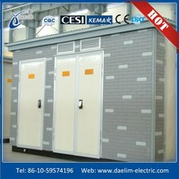 YB Series S9/11 Cubicle Transformer Substation