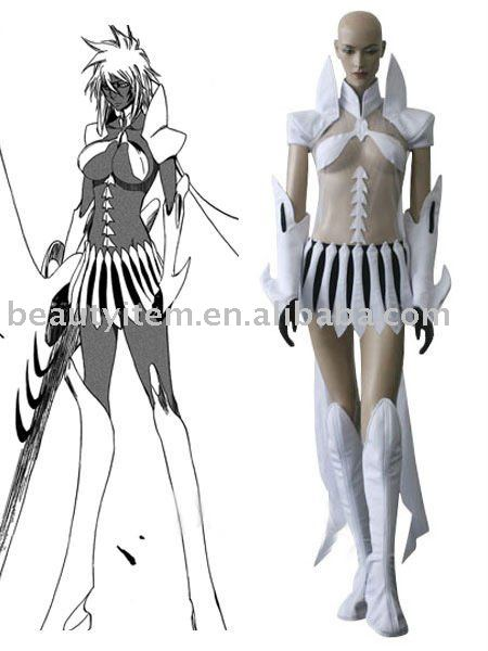 Custom-made Bleach Halibel Cosplay Costume