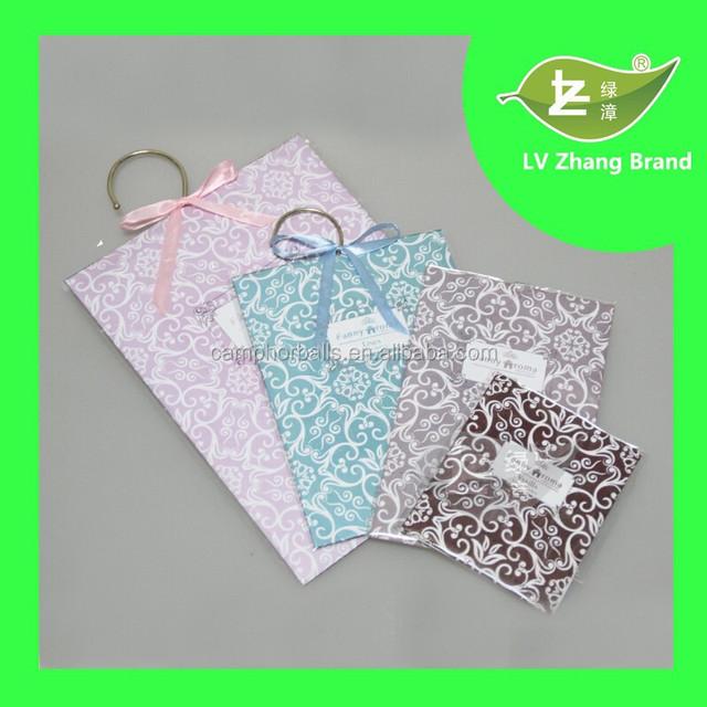 Hook Paper Packing Bag Air Freshener Scented Sachet