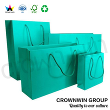 Eco Friendly Slogans for Recycled Paper Bag with Logo