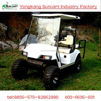 off road electric golf cart ,chinese golf carts for sale,old golf cart with rear seater can be folded