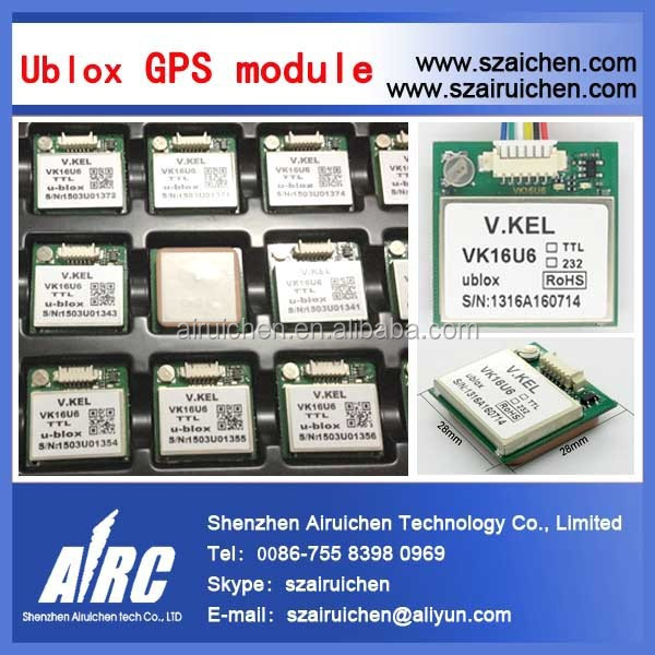 VK1613S3M5 SiRF GPS vehicle location and navigation chip GPS module driving recorder module