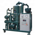 Multi Function Double Stage Transformer Oil Purification Equipment with CE/SGS/ISO approved