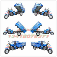Canton tricycle factory 200cc water cooled engine cargo motor tricycle