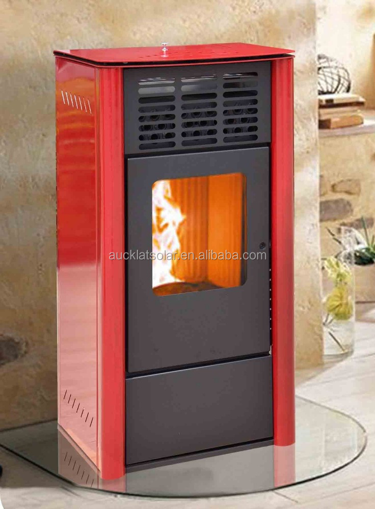 Aucklat New Design Wood Pellet Stove High Efficiency Buy Pellet Stove Fireplace Heater Product