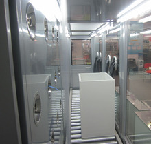 Clean Room Air Shower for Personnel and Cargo / Goods