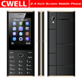 2.4 Inch Screen Dual SIM Card Double Camera Mobile Phone Bar Phone