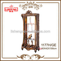 Luxury classic home furniture antique wine rack 1177HGE1