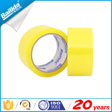 Aliexpress clear bopp double sided tape adhesive for paper box packaging