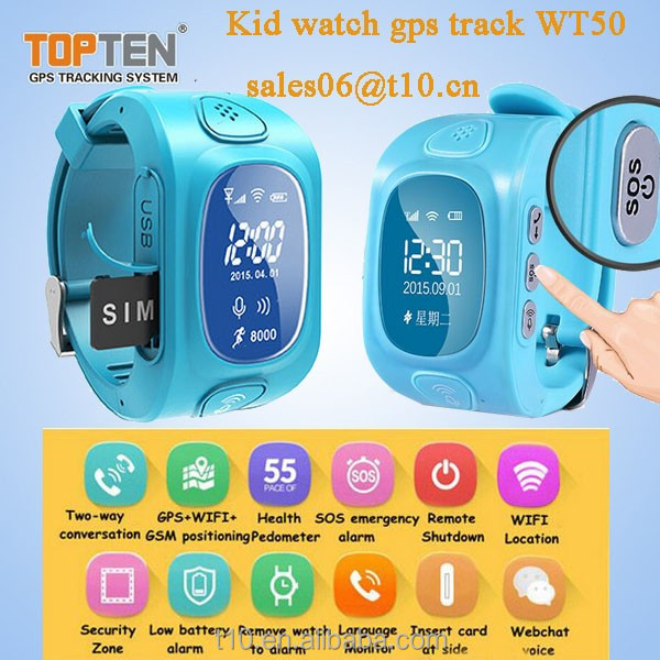 mini children gps tracker necklace gps with 24 hours real time tracking ,free app ,2 way calling
