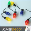 Multicolor decoration string lights LED christmas light set