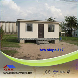 Prefab house, cheap site modular house pre made in China
