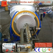 Extruding Cutting Thickening Laminating Series EPE Machine