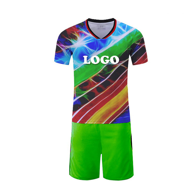 Hot sale sublimation soccer shirt goalie jersey generic jerseys football
