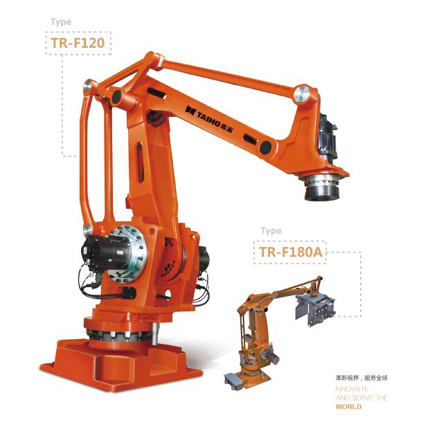 CHINA TAIHO TR-F120/180 ROBOT INDUSTRIAL ROBOT UNIVERSAL ROBOTS