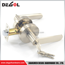 Luxury Chinese imports wholesale high security heavy duty American style residential morden lever door handle lock