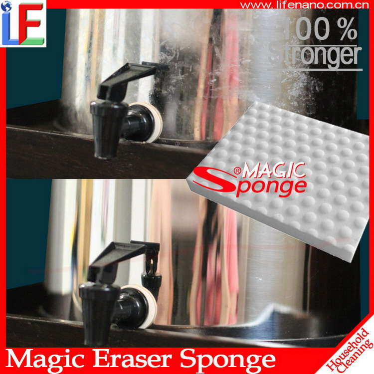 China Cleaning Supply Wholesale Household Items Magic Melamine Cleaning Sponge For Home Cleaning Work