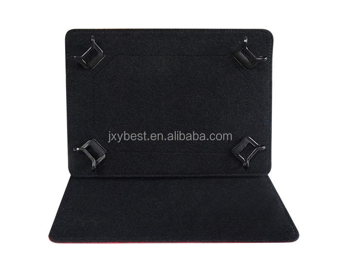 PU leather Magic Hook stand universal tablet case For 7 inch tablet Pc for Samsung Galaxy Tab 3 7 inch for Galaxy Tab 4 7 inch