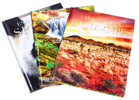 eco-firendly fashion customized size hardcover book printing in guangzhou