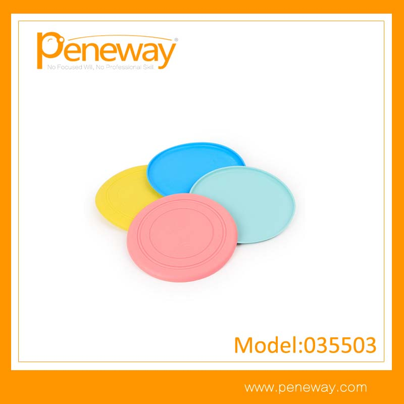 China Supplier wham o frisbee with low price