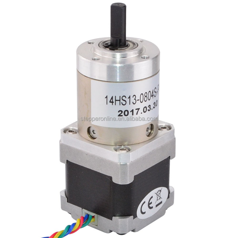Economical Nema14 Stepper Motor with Gearbox