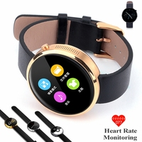 New Factory DM360 gps Smartwatch Wristwatch smart android dual sim watch phone waterproof