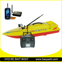 bait boat with fish finder RC toy model