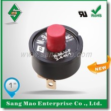 Professional Refrigerator Compressor Parts and Overload Protector