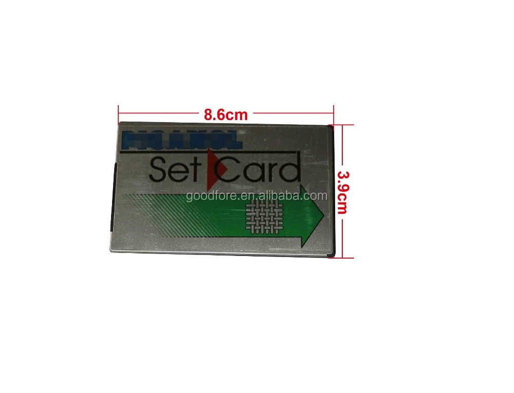 BE151712 Memory card for PICAN0L machine
