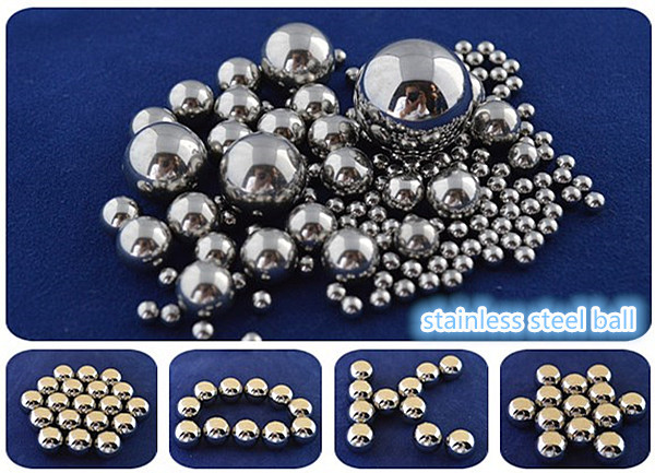 Best selling Selling 3.175mm 4mm 5.953mm 6.35mm 7mm stainless steel ball