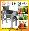 High Quality Screw Juice Extractor / Industrial Cold Press Juicer for Fruit And Vegetable