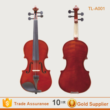 Hot selling elegant handmade german violin