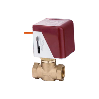 HY6016 Series 2 or 3-way Motorized Ball Valve for Central Air Conditioning