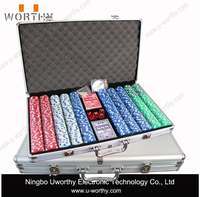 Cosmetic Tool Case Aluminum Tool Case/Tool Box/Instrument Box