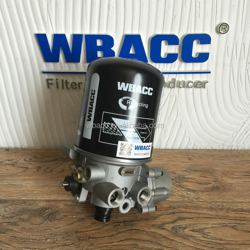 WBACC Air Dryer Assembly Auto Engine parts Truck air dryer combined air dryer